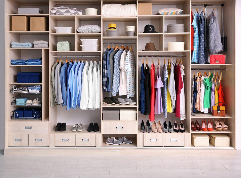 Como projetar um closet?